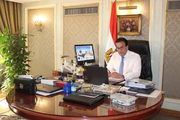 وزير التعليم العالى يصدر قرارا بتشكيل اللجنة العليا للأنشطة الطلابية