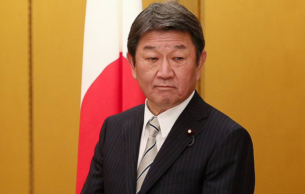 وزير الخارجية اليابانى يؤجل زيارته لواشنطن بسبب كورونا