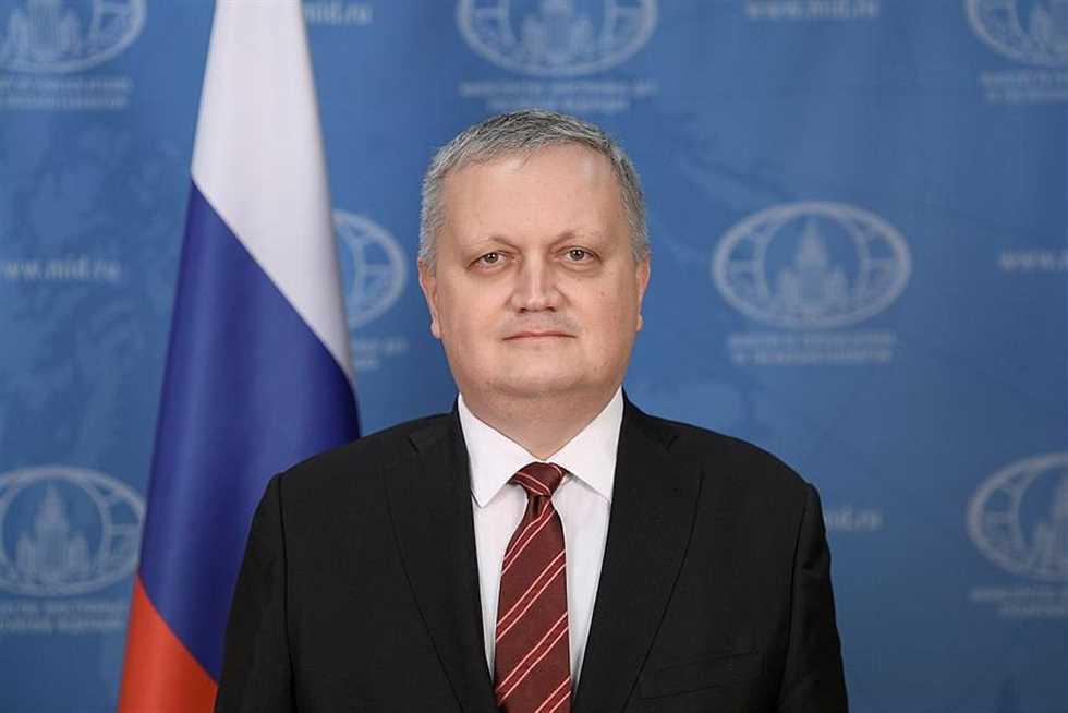 سفير روسيا بالقاهرة: اتفاقية الشراكة الشاملة أساس لتعزيز العلاقات مع مصر