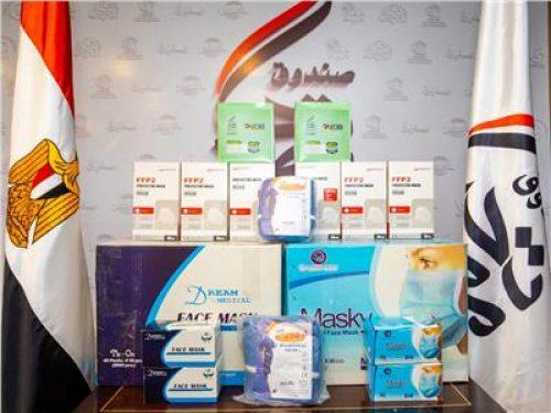 صور| تحيا مصر يوفر المساعدات الطبية والغذائية لنزلاء دار الباقيات الصالحات