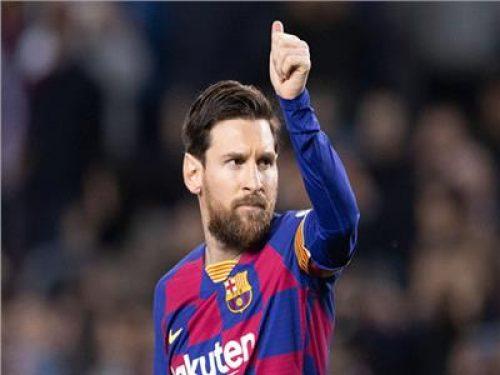 ميسي يقود برشلونة أمام ريال مايوركا