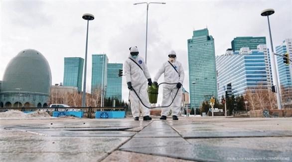 كازاخستان تسجل 872 إصابة جديدة بكورونا