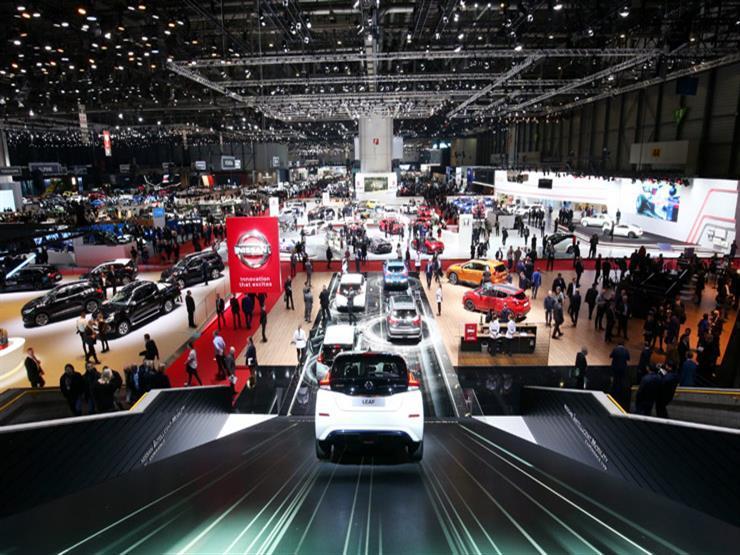 إلغاء فعاليات معرض جنيف الدولي للسيارات العام المقبل