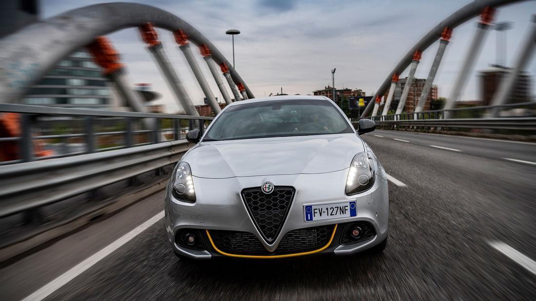صور | «ألفا روميو» تطلق الموديل الجديد من أيقونتها Giulietta المدمجة بتجهيزات موسعة