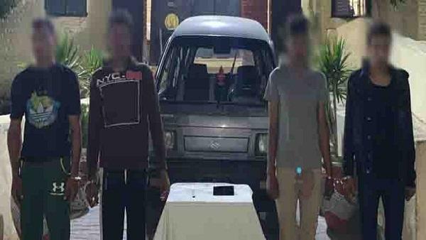 ضبط تشكيل عصابي لسرقة السيارات بالإكراه في الإسكندرية