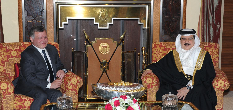 الأردن والبحرين يشددان على رفضهما لأى إجراء إسرائيلى أحادى لضم أراض بالضفة الغربية