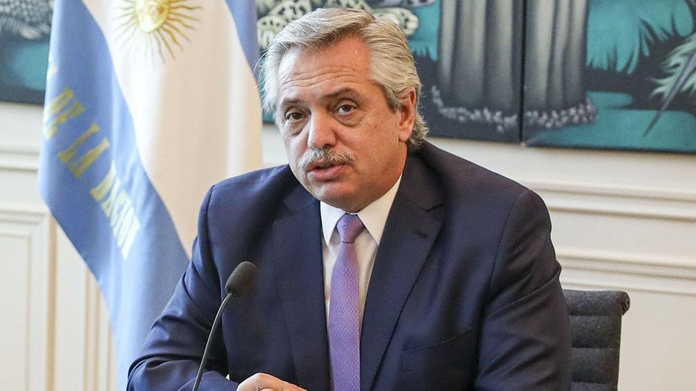 الرئيس الأرجنتينى يمدد الحظر العام بسبب كورونا حتى نهاية يونيو
