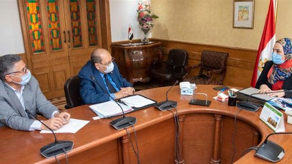 وزيرة التضامن الاجتماعي : نسعى لتفعيل دور التعاونيات لتمكين الفئات الأولى بالرعاية اقتصاديا