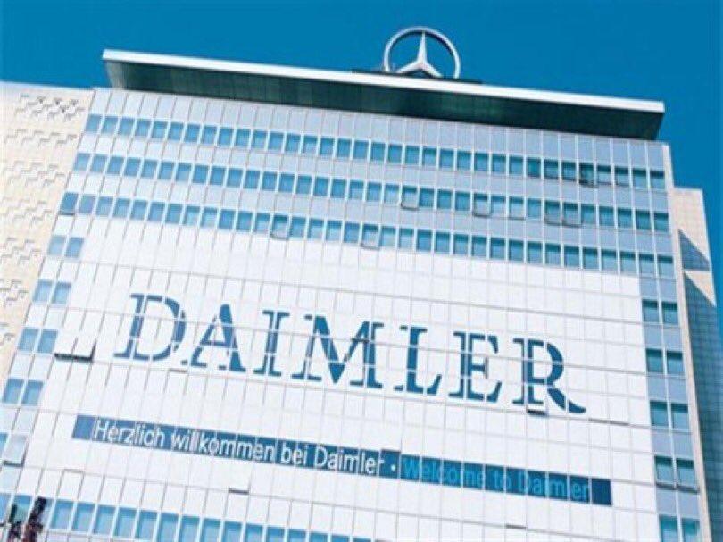 """""""دايملر"""" تشارك في """"فاراسيس"""" الصينية لصناعة البطاريات"""