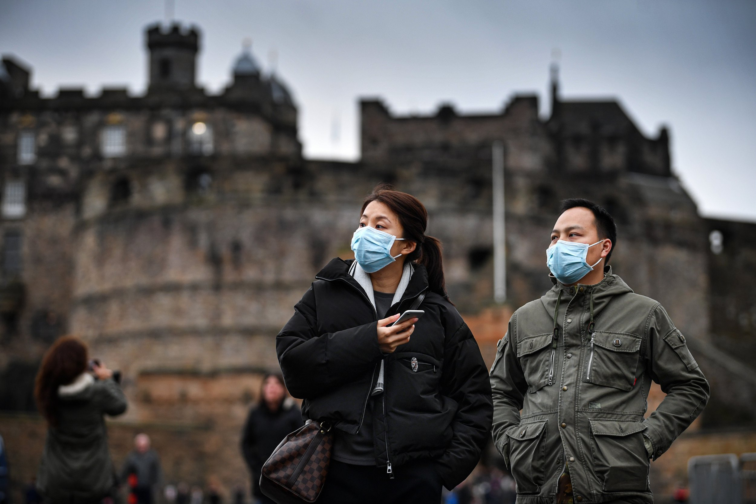 «إحصاء بريطانيا» : وفيات كورونا فى اسكتلندا من أعلى المعدلات في العالم
