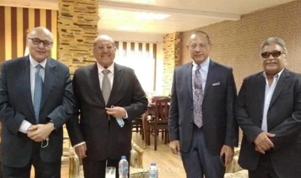 بحضور الوفد والغد.. مستقبل وطن يواصل اجتماعه بالأحزاب بشأن القوائم الانتخابية