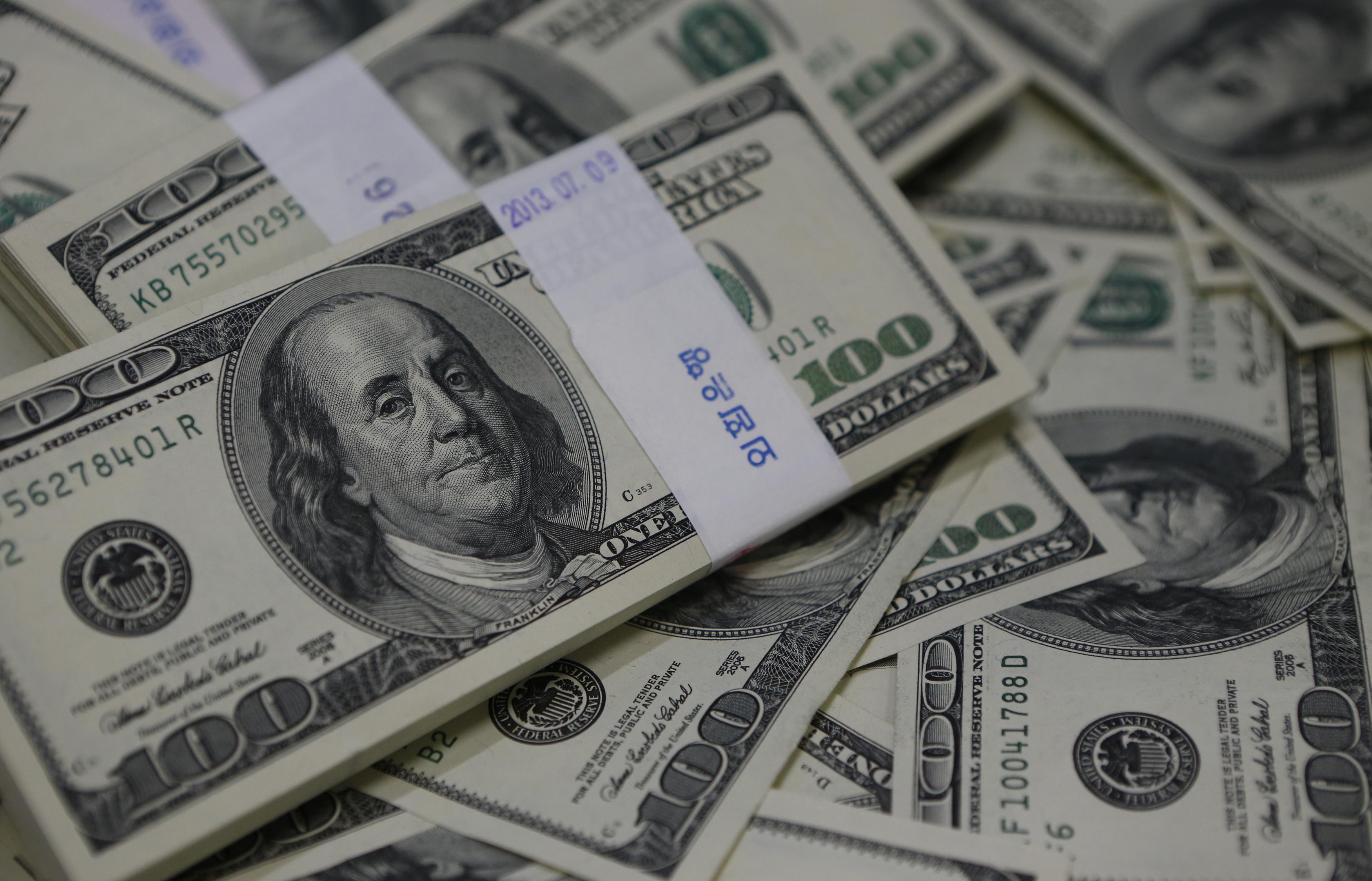 الدولار الأمريكي يفقد 4 قروش أمام الجنيه المصري في الأسبوع الثاني من يناير