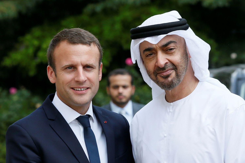 الإمارات وفرنسا تجددان دعمهما للمبادرة المصرية لإنهاء القتال في ليبيا