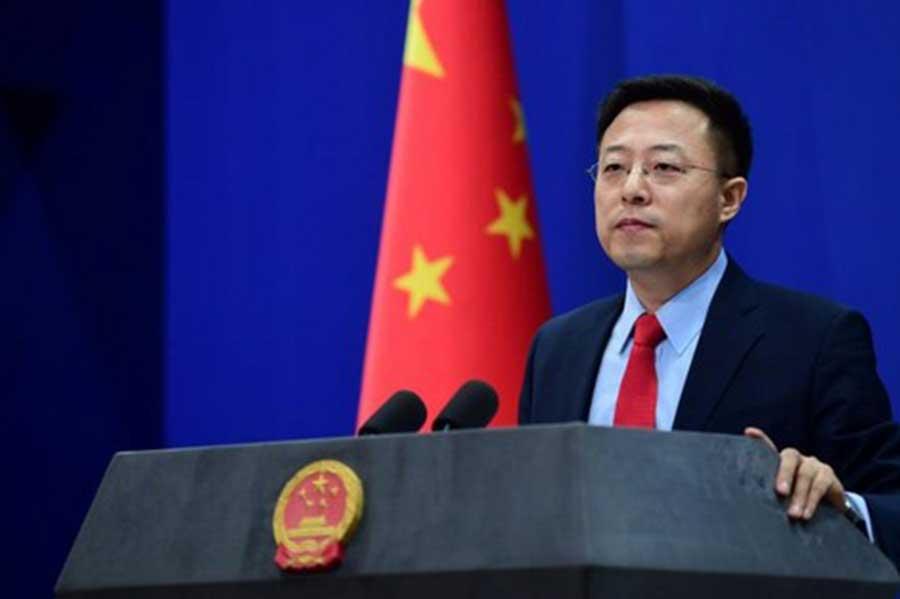 الخارجية الصينية : سنرد بقوة على أي أقوال أو أفعال أمريكية