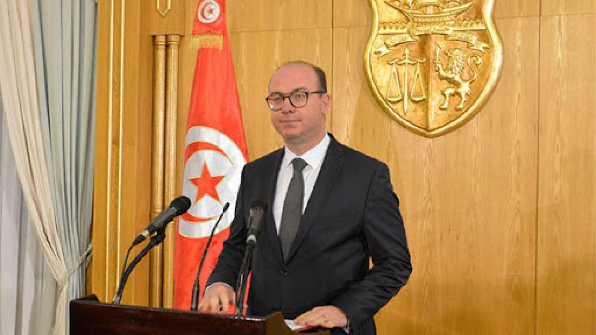 رئيس الحكومة التونسية : حريصون على التوصل لحل ليبي ليبى