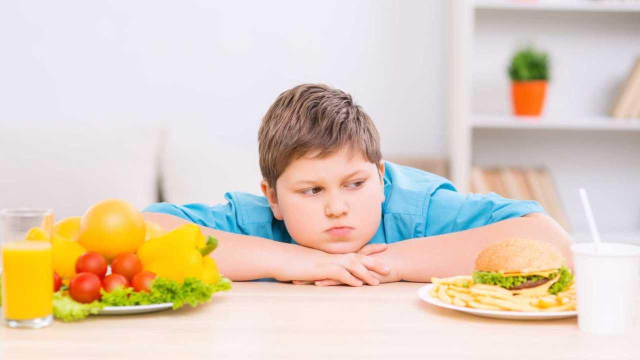 دراسة تحذر : الحجر الصحي يسبب بدانة الأطفال