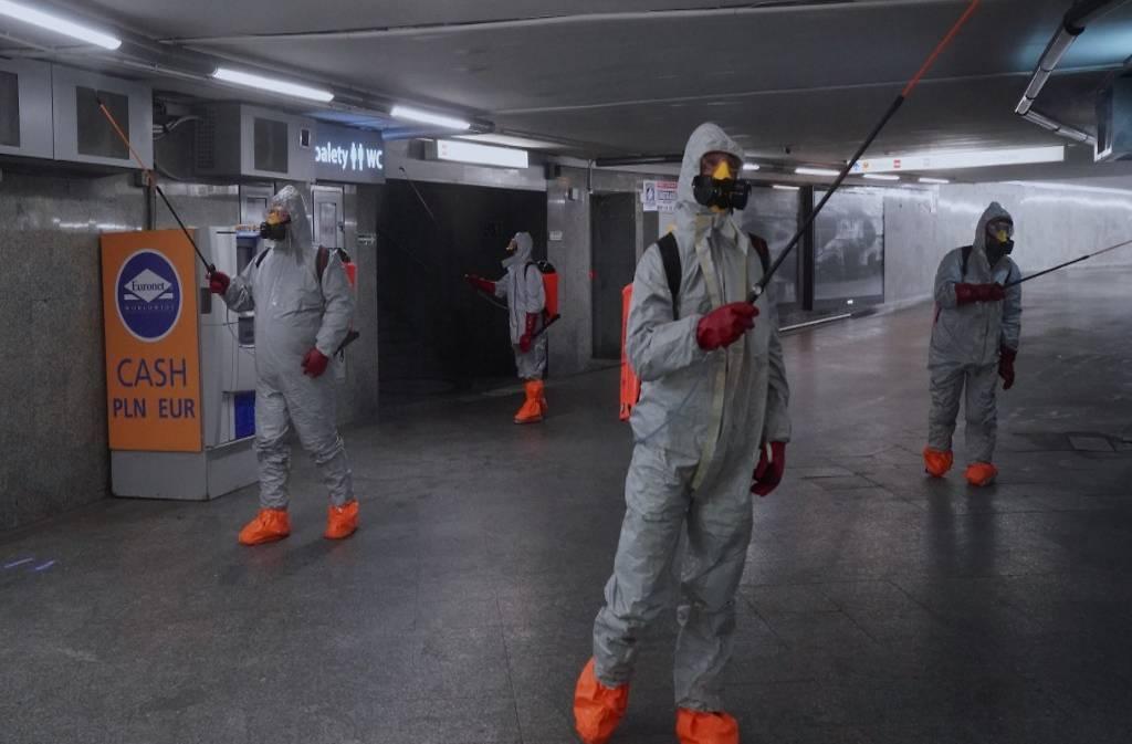 بولندا تسجل 380 حالة إصابة جديدة والإجمالى يصل إلى 24165