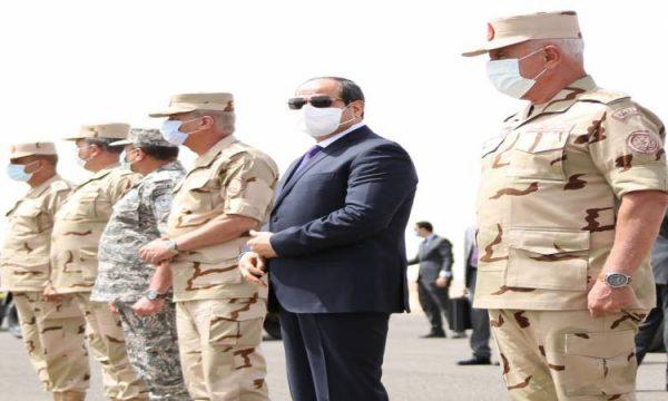 مطالبة الرئيس السيسي للجيش بالاستعداد لتنفيذ أي مهام تتصدر اهتمامات صحف الكويت