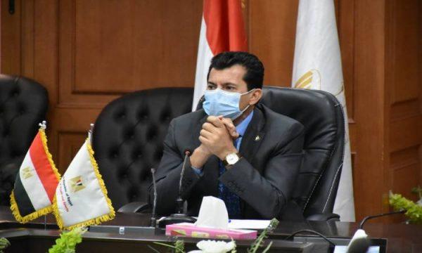 وزير الرياضة يؤكد جاهزية مصر لاستضافة بطولة العالم للرماية