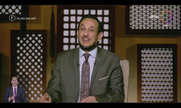 رمضان عبدالمعز: النبى محمد يعرف أمته يوم القيامة من أثر الوضوء