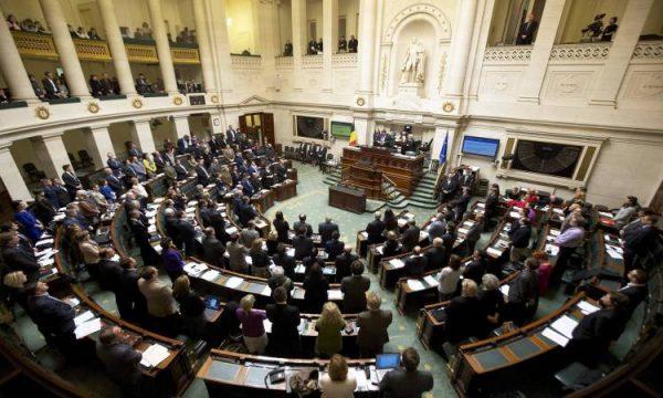 البرلمان البلجيكى يطالب بإجرءات عقابية ضد إسرائيل بشأن مخطط ضم الضفة
