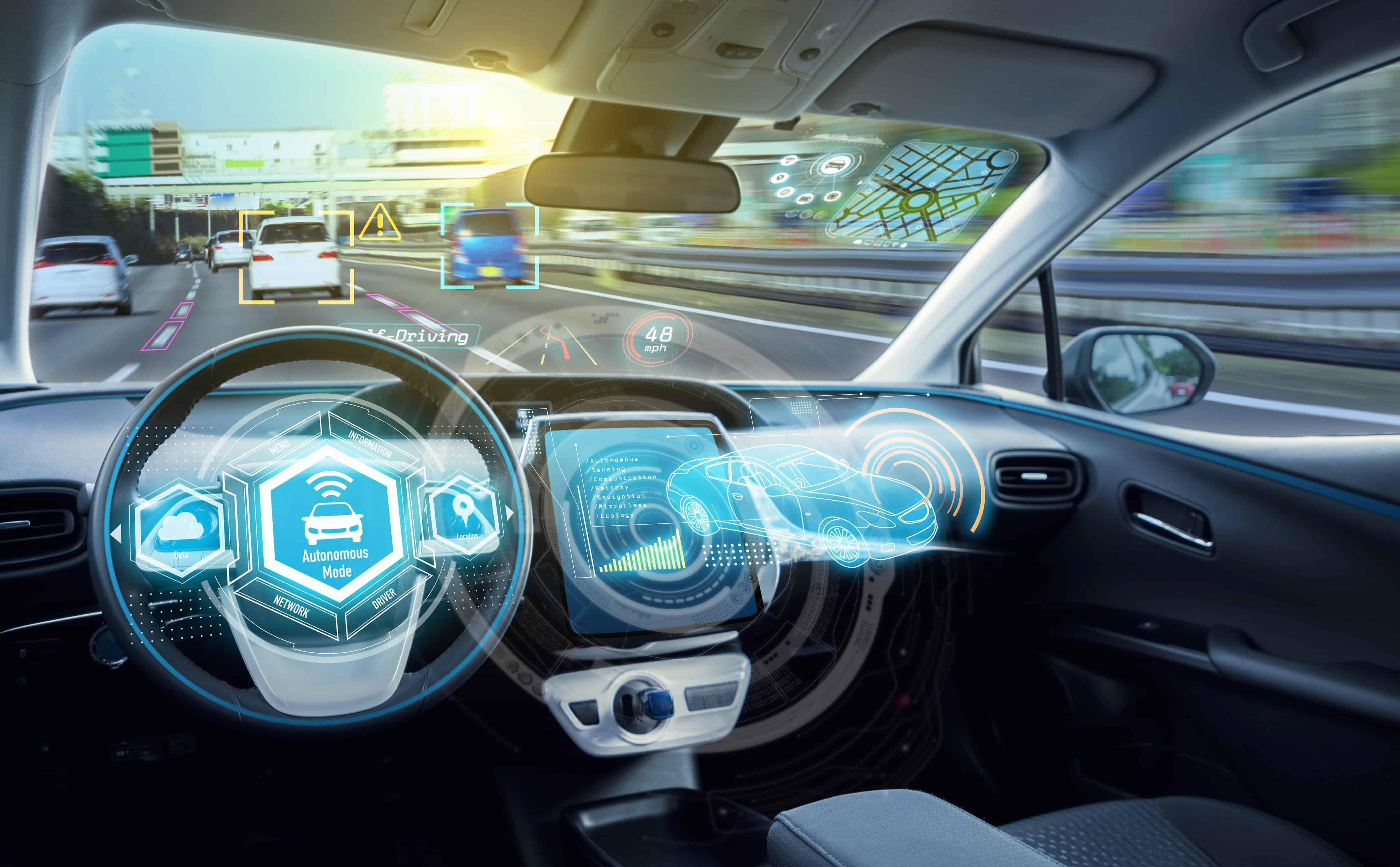 دراسة : زيادة التكنولوجيا في السيارة تزيد من المشاكل