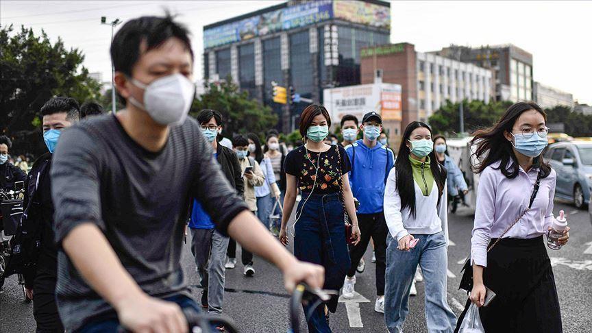 الصين : لا وفيات بكورونا وتسجيل 44 إصابة جديدة