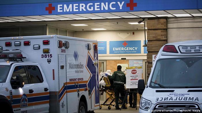 امريكا تسجل أكثر من 63 ألف إصابة جديدة بفيروس كورونا المستجدّ خلال 24 ساعة