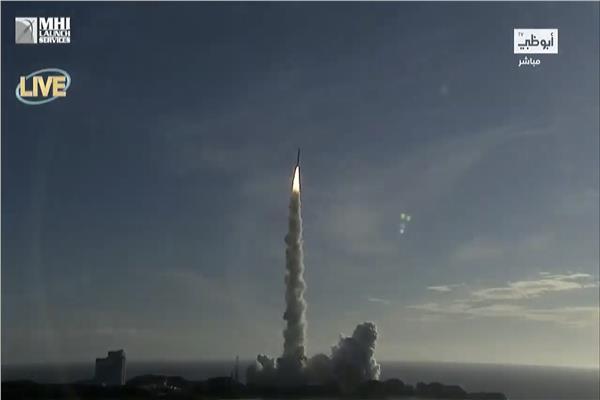 إطلاق «مسبار الأمل» الإماراتي نحو المريخ