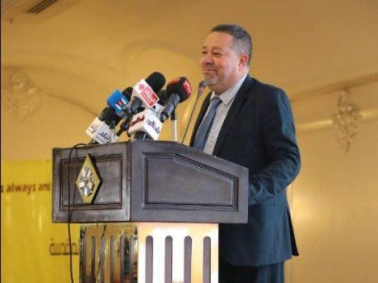 جورج عياد يهنئ الرئيس السيسي والأمة الإسلامية بالمولد النبوي الشريف