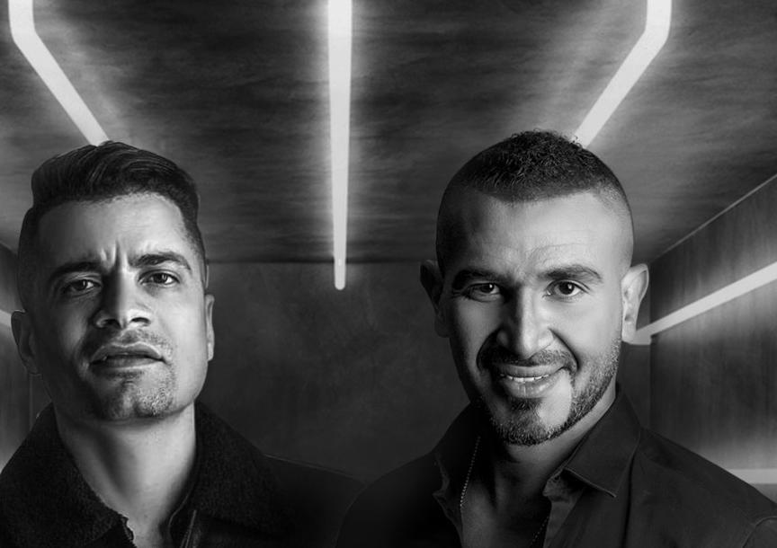 أحمد سعد وحسن شاكوش يتصدران «التريند» بـ «100 حساب»