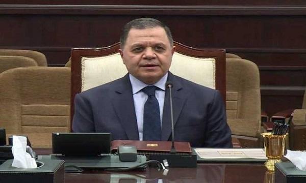 وزير الداخلية يهنئ الرئيس السيسي بمناسبة الاحتفال بذكرى نصر أكتوبر