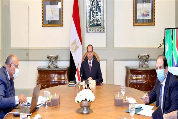 بسام راضي: الرئيس السيسى يشارك بالقمة الافريقية المصغرة حول سد النهضة