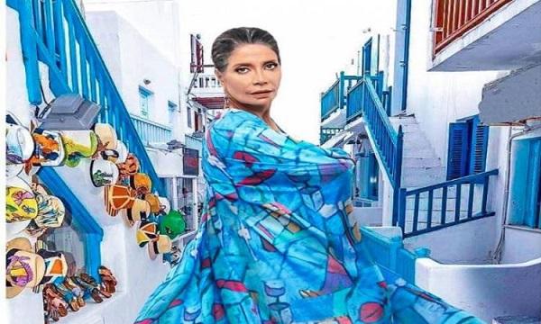 سوسن بدر: سعيدة بالمشاركة فى فيلم مش أنا لـ«تامر حسنى»