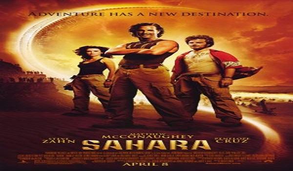 عبر نتفلكس.. عرض فيلم «Sahara» أول أغسطس المقبل