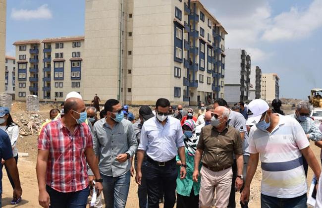 غدا.. محافظ بورسعيد: بدء إجراء القرعة الأولى لمشروع الإسكان الاجتماعي المرحلة الثالثة