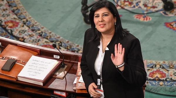 عبير موسي: سحب الثقة من «الغنوشي» سيحرر تونس من «أخطبوط الإخوان»