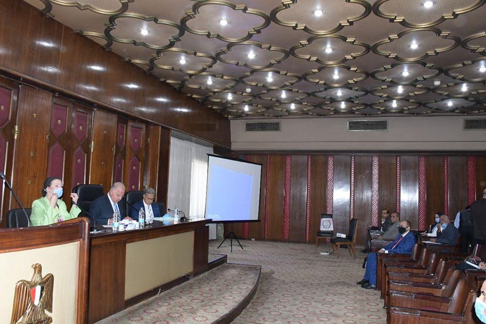 وزيرة البيئة تشارك في بداية مناقشات قانون المخلفات الجديد بمجلس النواب