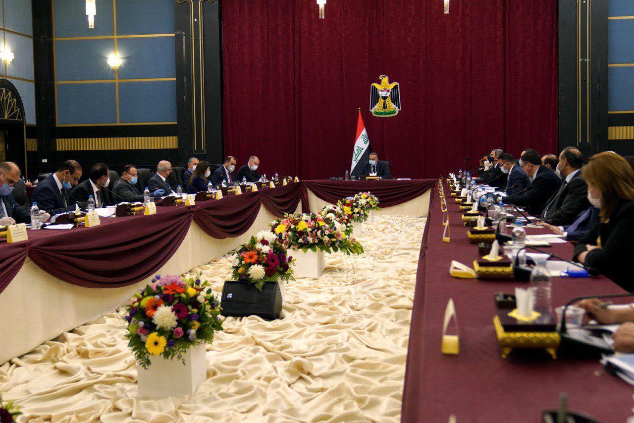مجلس الوزراء العراقى يصوت بمنع أى جهة حزبية أو عشائرية بحمل السلاح