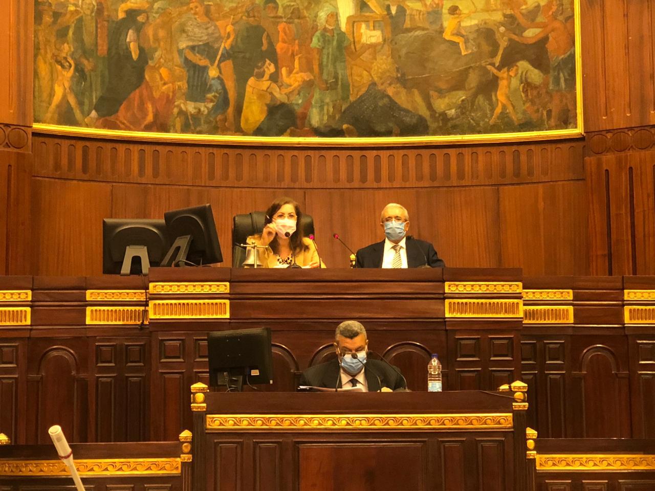 «السعيد» تناقش مشروع قانون التخطيط العام للدولة أمام «الخطة والموازنة» بـ«النواب»