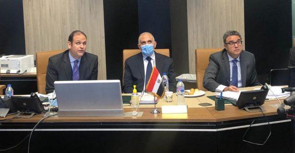 الري: مصر تعرض للمراقبين وخبراء مفاوضات سد النهضة الشواغل المصرية إزاء قواعد التشغيل