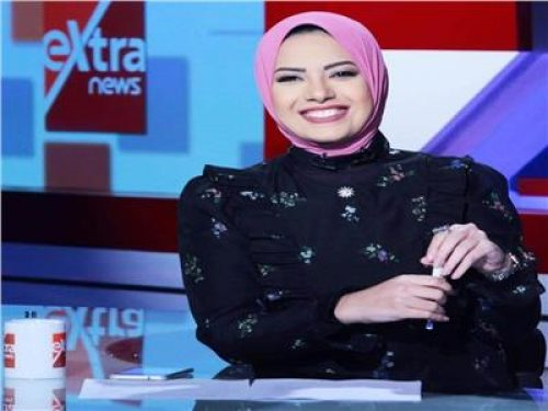 بعد تعافيها من كورونا.. الإعلامية آية عبد الرحمن تعود لشاشة إكسترا نيوز