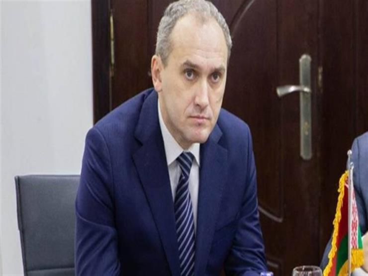سفير بيلاروسيا بالقاهرة : نبحث تعزيز التعاون الزراعي مع مصر