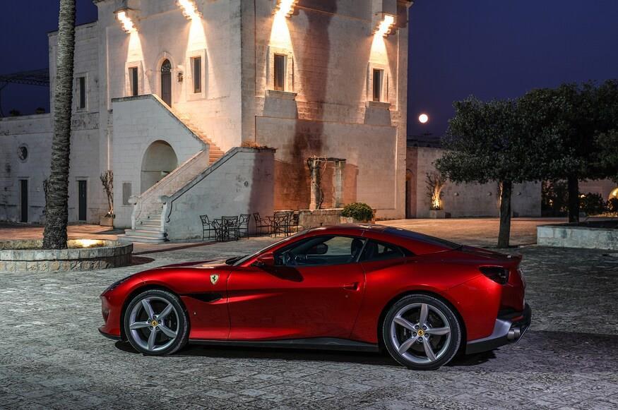 صورر | فيراري تعتزم طرح سيارة جديدة بمحرك أقوى في السوق الأمريكية