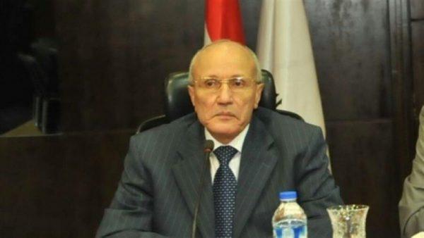 القوات المسلحة تنعى الفريق محمد العصار وزير الإنتاج الحربي
