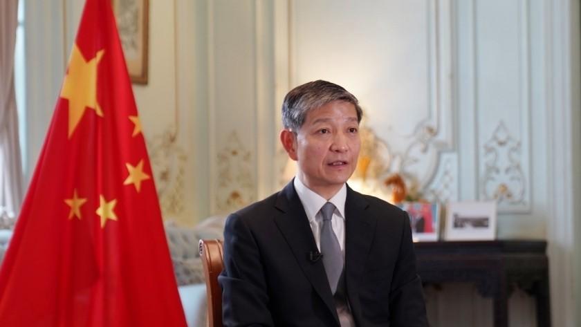سفير الصين بالقاهرة ينعى الفريق محمد العصار وزير الإنتاج الحربى