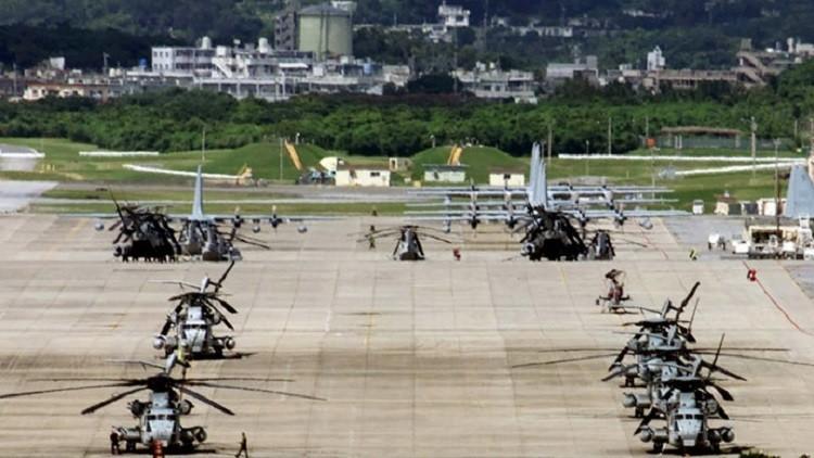 36 إصابة جديدة بكورونا فى قاعدة أمريكية بجزيرة أوكيناوا اليابانية