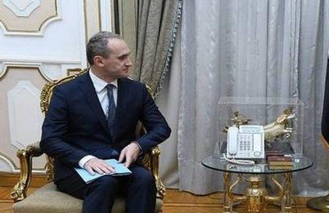 سفير بيلاروسيا بالقاهرة: مينسك تهتم بتعزيز التعاون مع مصر في كل المجالات