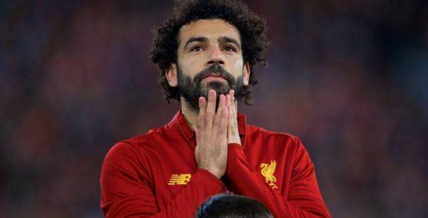 """محمد صلاح """"صفر"""" في التصويت على أفضل لاعب بالدوري الإنجليزي"""