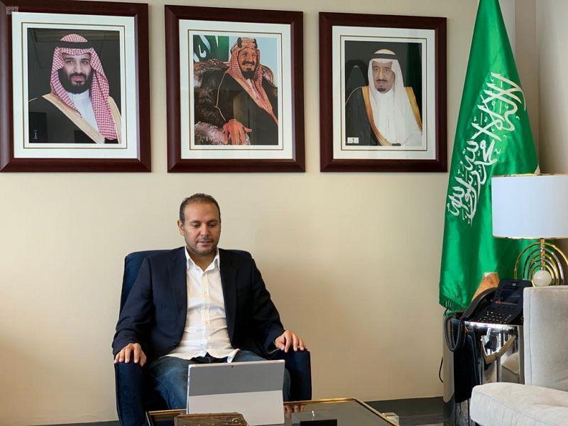 السعودية تؤكد دعمها للإمارات في ترشحها للعضوية غير الدائمة بمجلس الأمن